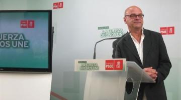 Manuel Fernádez. Foto: PSOE