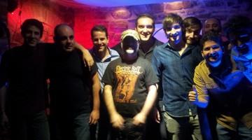 El grupo Convoy ganador del certamen musical