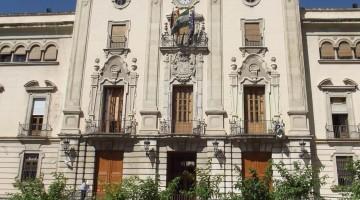Fachada del Ayuntamiento de Jaén