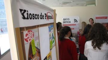 Exposición en la Universidad de Jaén