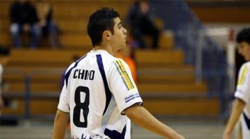Chino con su anterior equipo