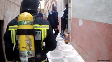 Foto: Bomberos de Jaén