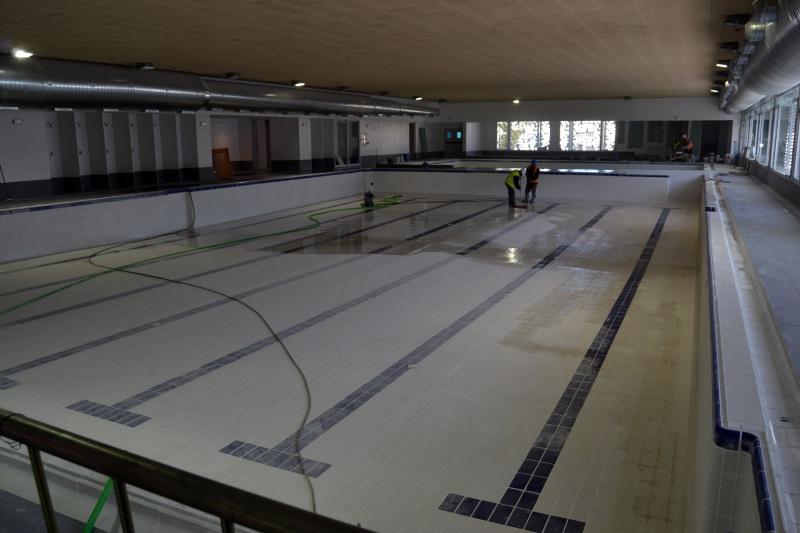 Practica deporte jornada puertas abiertas centro for Gimnasio jaen