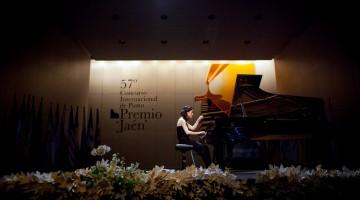 Imagen del concurso de piano del año 2016.