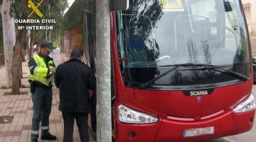 control autobuses