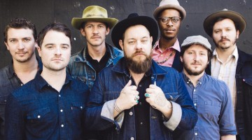Nathaniel Rateliff and The Night Sweats, en la imagen, y 091, en el cartel de BluesCazorla para este año