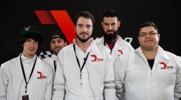 Pilotos Dron Race FIA