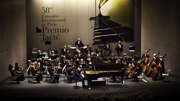 Final del Premio Jaén de Piano 2015