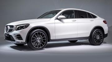 Músculo elegante y brillo absoluto para este agresivo SUV deportivo de Mercedes.