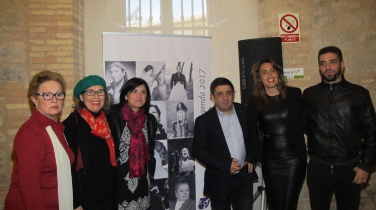 20170113 Las mujeres en el flamenco 1