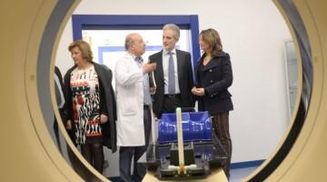 Alonso. Visita visita Complejo Hospitalario Jaén 20-01-17