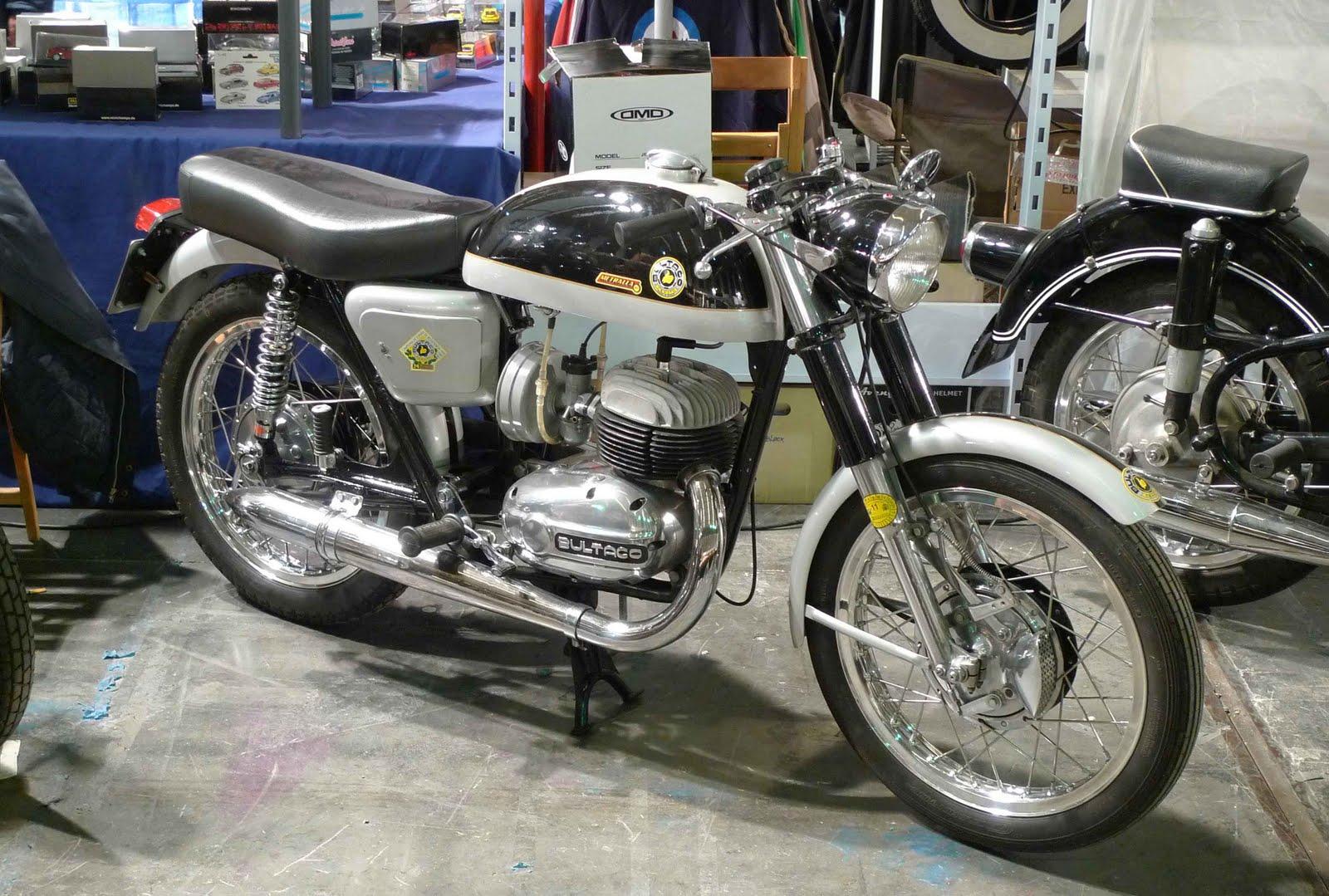 La Bultaco MK2 era la moto de carreras que se podía usar en la calle y la más rápida del mundo en su cilindrada.