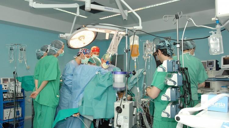 quirófono trasplante hepático