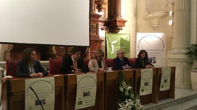 20170220 Inauguración Jornadas Regionales directores institutos andaluces 2