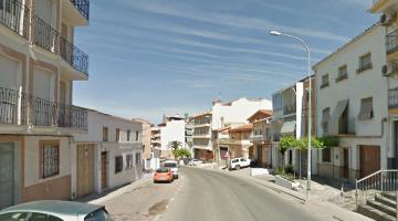 El accidente se ha producido dentro del municipio de Beas de Segura.