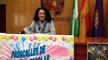 Isabel Azañón sobre carnaval