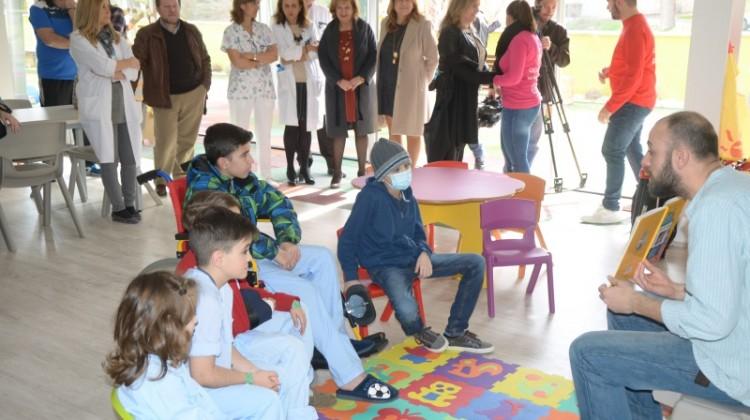 Vega y Salazar- Acto Día del niño con cáner 14-02-17