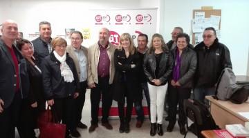 2017.03.21.Prensa.Carmen Castilla inaugura nuevas instalaciones de UGT en Ubeda