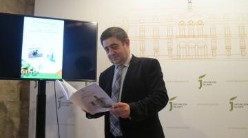 20170320 Presentación 3ª Semana Escolar con Miguel Hernandez y Josefina Manresa 1