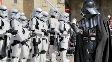 La Legión 501 estará presente en Jaén, este sábado.