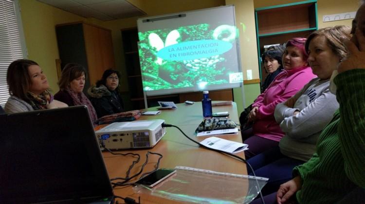 Escuela de Fibromialgia en Las Fuentezuelas (marzo-17)