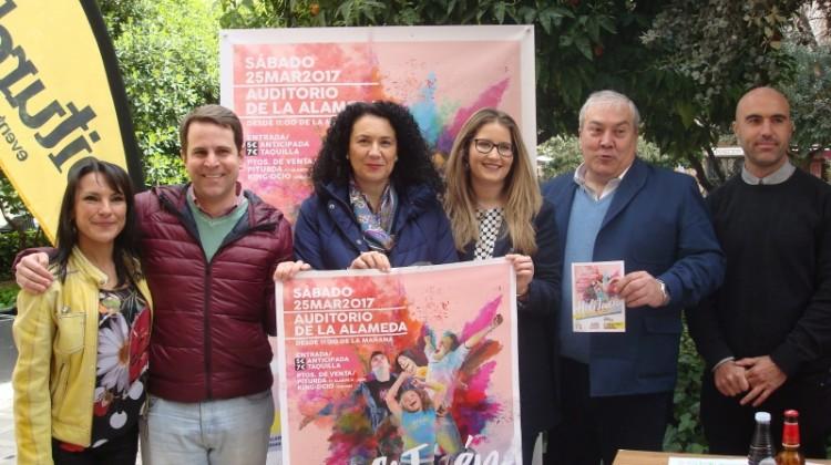 Holi Jaén III edición