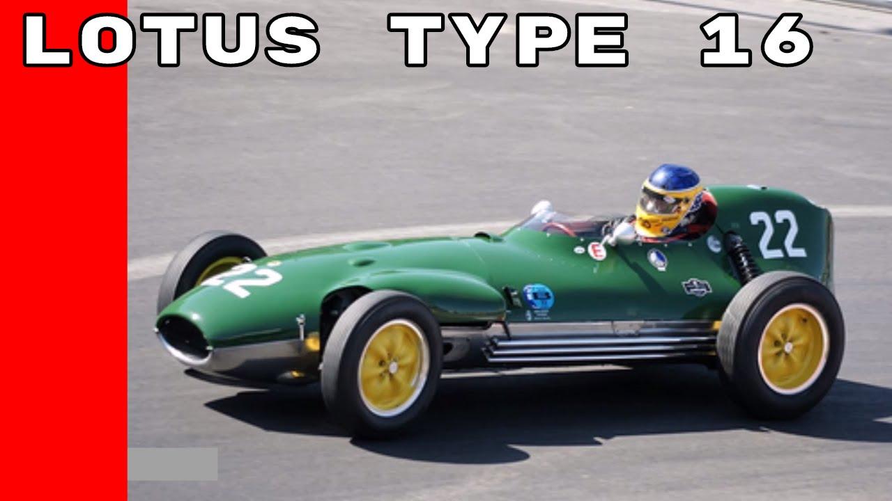 TYPE LOTUS-1