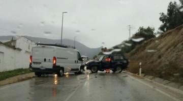 No es la primera vez que sucede un accidente. FOTO: HORAJAÉN
