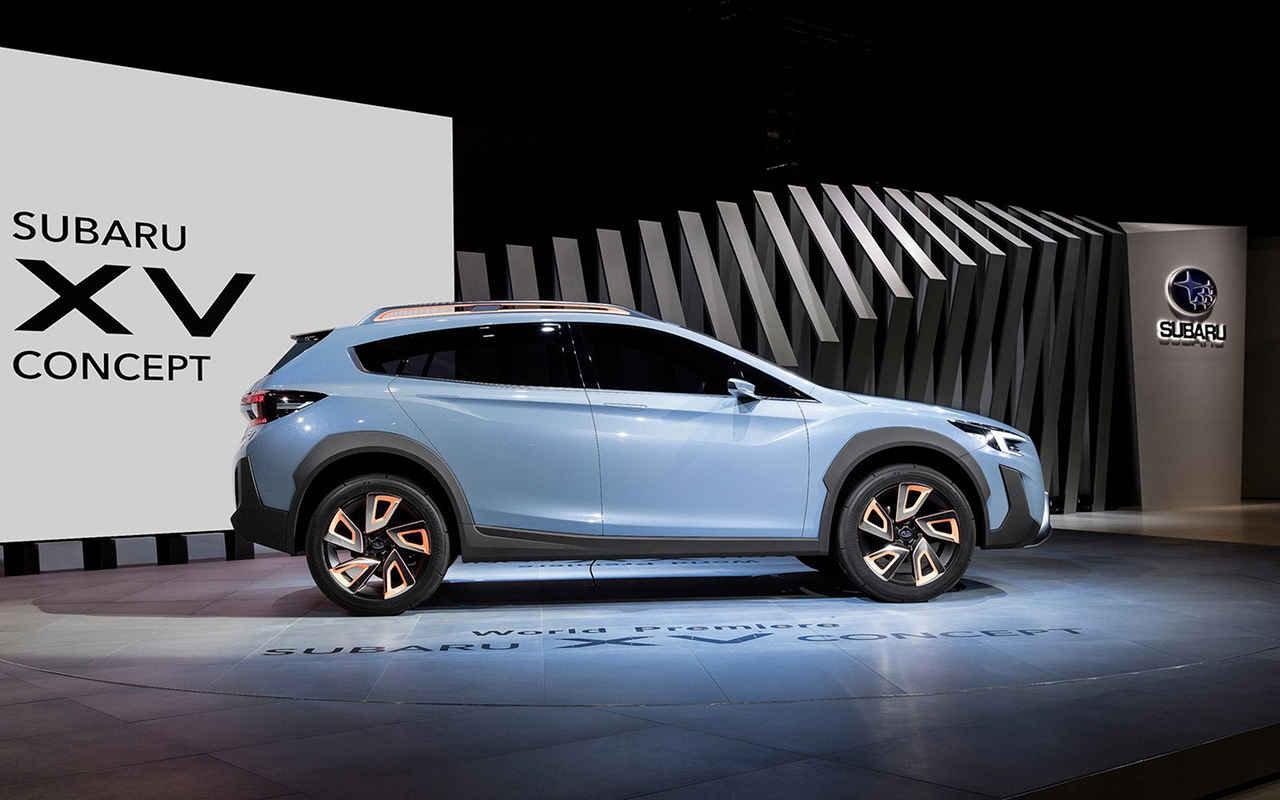El nuevo Subaru XV será más correcto en su funcionamiento y su mecánica aumentará las posibilidades en los terrenos más complicados y difíciles.