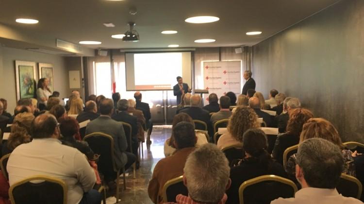 20170406 Presentación Memorial anual Cruz Roja Española en Jaen (2)