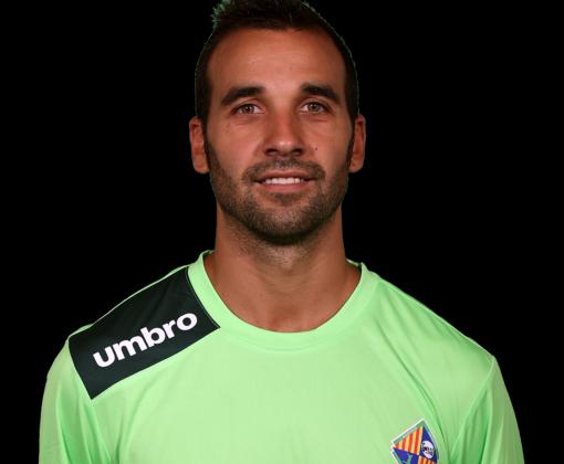 Carlitos pertenece ahora mismo al conjunto del Palma Futsal. FOTO: Palma Futsal
