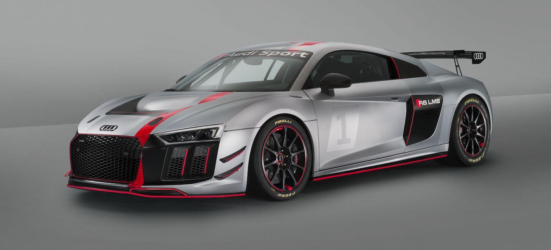 El Audi R8 LMS GT4 será la nueva arma para los clientes Sport y las competiciones internacionales donde estará presente.