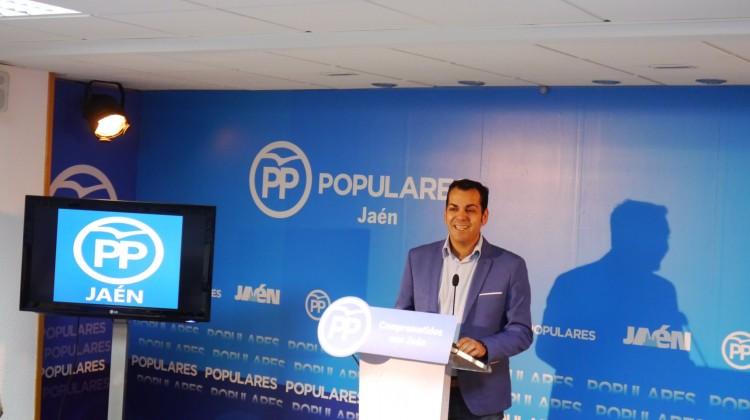 Juan Diego Requena, alcalde de Santisteban del Puerto, se perfila como próximo presidente del PP provincial.