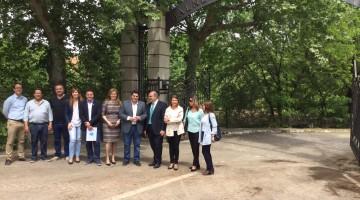 Cobo y Fernández- Visita Casa Médico Balneario Marmolejo 25-04-17