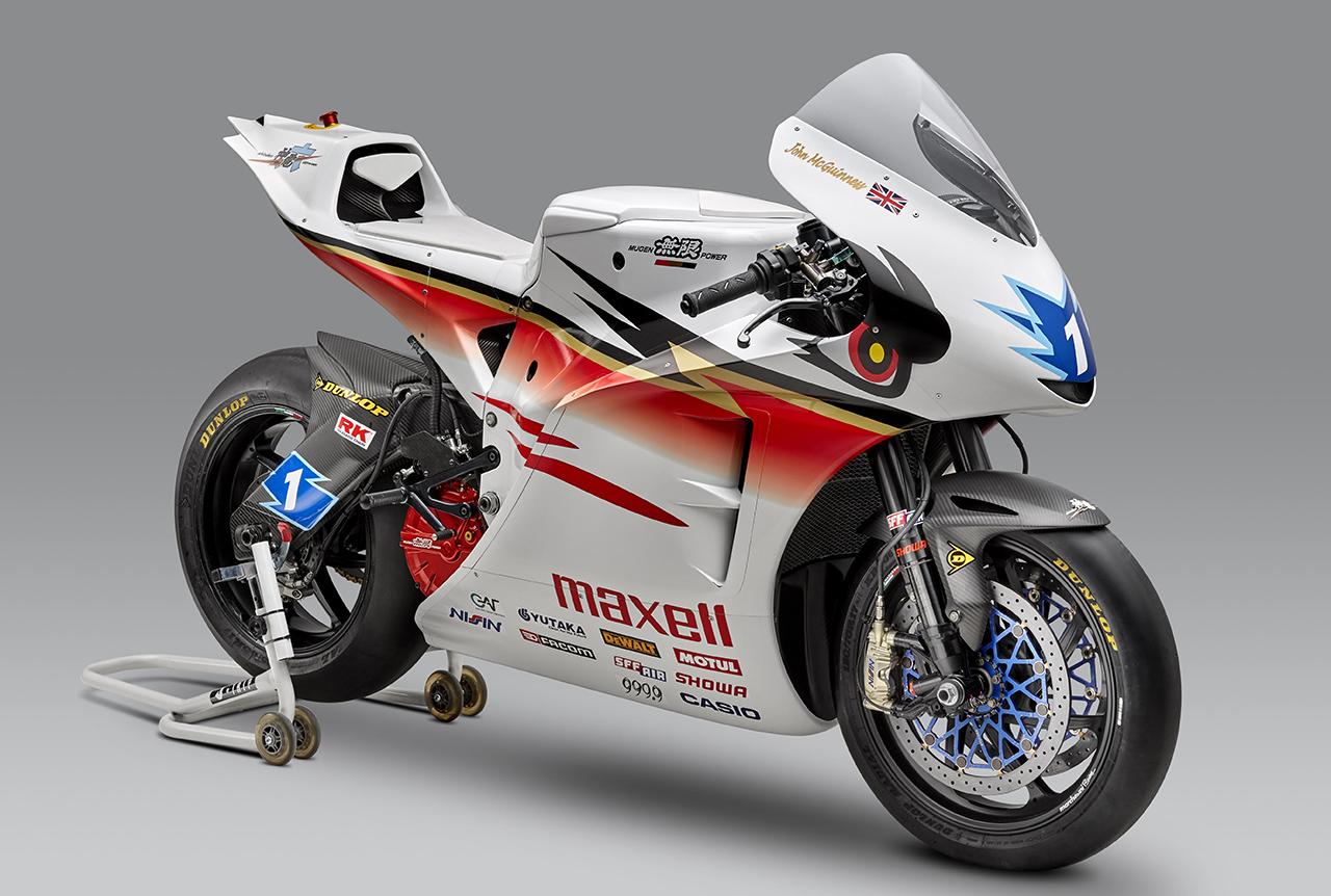 El mundo eléctrico llega a las motos con este claro ejemplo de superbike diseñada para la competición participando el la peligrosa y espectacular carrera TT de la Isla de Man.