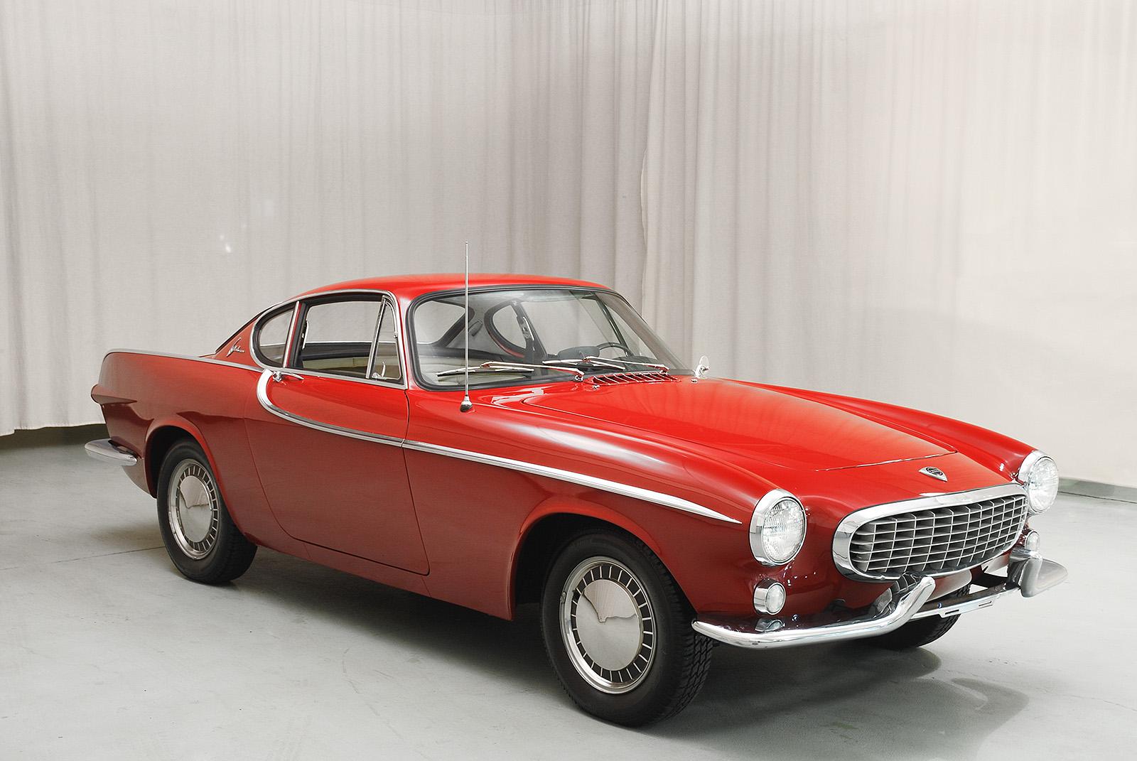 Un clásico que Volvo Cars fabrico y que obstante distintos récord de largo kilometraje y el protagonismo televisivo en la serie El Santo.