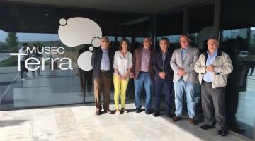 Visita Museo Terra Oleum Jaén
