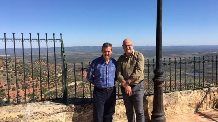 20170501 Visita a Chiclana de Segura 1