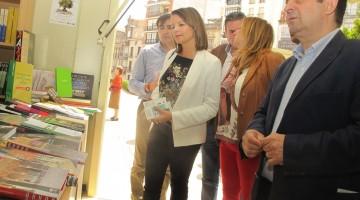 20170505 Inauguración feria del Libro de Jaén 2