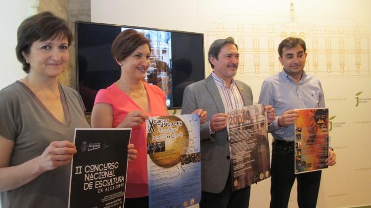 20170522 Presentación Alcaude 2000 Artes Plásticas y Trama Musical 1