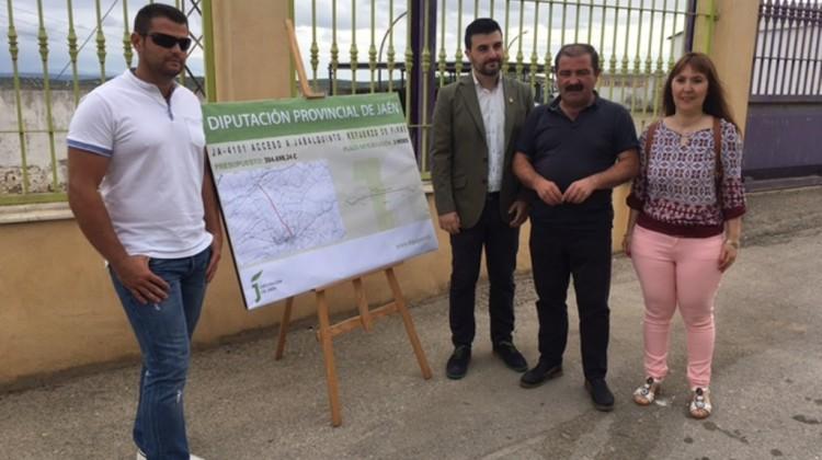 20170527 Presentación proyecto de adecuación acceso a Jabalquinto 1
