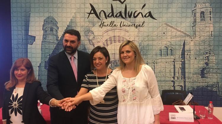 Andalucía, Huella Universal 1