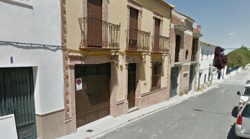 Esta es la calle donde han ocurrido los hechos.