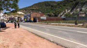 Cobo-Obras travesía Castillo Locubín 03-05-17