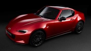 """Pequeño, divertido, deportivo y muy bien equipado con el objetivo de proporcionar placer al conducir a este """"rojo"""" juguetón."""