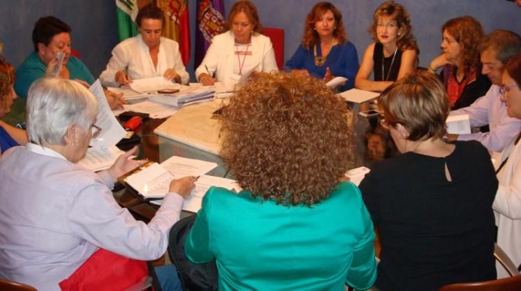 Reunión de la Comisión Permanente del Consejo Local