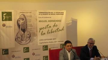20160608 Conferencia Baltasar Garzón sobre Miguel Hernandez 3