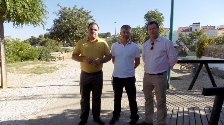 20170612 Visita Vía Verde del Aceite en Martos - 2