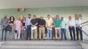 20170614 Entrega auditorias EDAR de Sierra Mágina