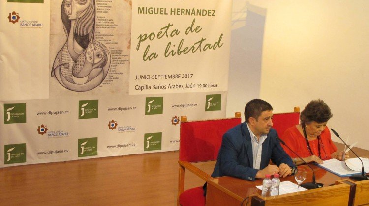 20170615 Conferencia Cristina Almeida en ciclo Miguel Hernández 3